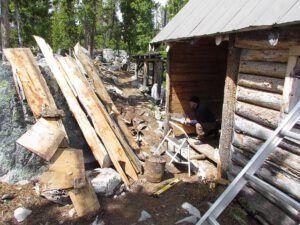 doron chainsawing (Nuk Tessli's New Owner)