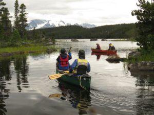 35 into next lake best (Nuktessli Revisited)