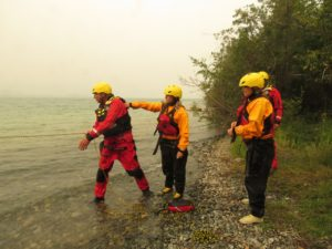 5 (Flatwater First Responders' Course)