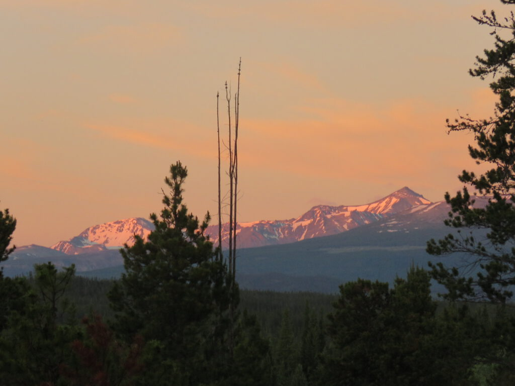 Perkins peak